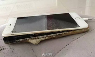 iPhone 6s phát nổ tại Trung Quốc
