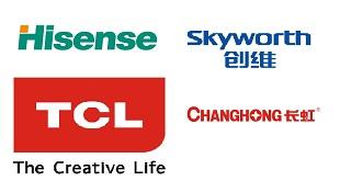Trung Quốc vượt mặt các hãng Nhật Bản trên thị trường TV toàn cầu
