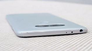 LG G6 có thể chống thấm nước