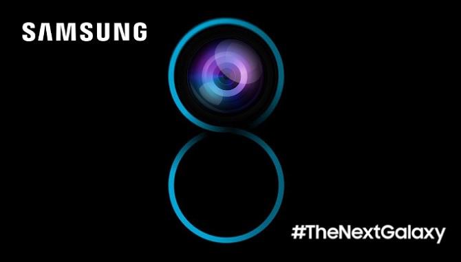 Camera trước của Samsung Galaxy S8 sẽ có khả năng tự động lấy nét