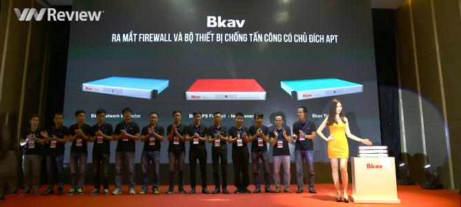 Bkav giới thiệu bộ thiết bị chống tấn công có chủ đích APT