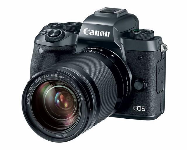 Canon sắp trình làng EOS M5 tại Việt Nam