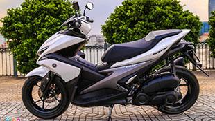 Yamaha NVX khan hàng, loạn giá