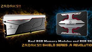 ZADAK Lab giới thiệu dòng SSD giao diện kép đầu tiên trên thế giới