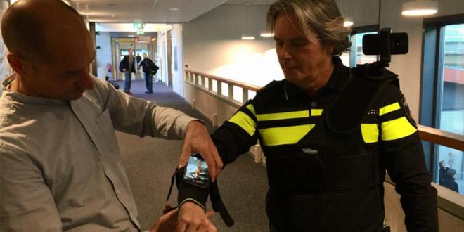 Cảnh sát Hà Lan dùng công nghệ thực tế tăng cường xử lý tội phạm
