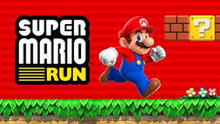 """""""Super Mario Run"""" đổ bộ iOS"""