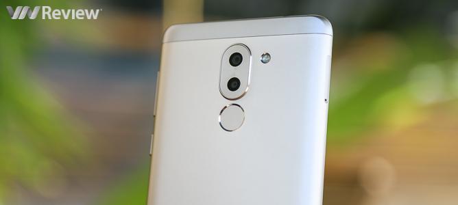 Trên tay Huawei GR5 2017: camera kép xóa phông, chụp trước lấy nét sau