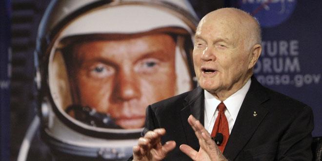 Người Mỹ đầu tiên bay vào quỹ đạo qua đời ở tuổi 95