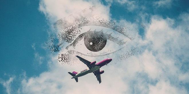 NSA đã nghe lén điện thoại trên các chuyến bay hàng năm trời