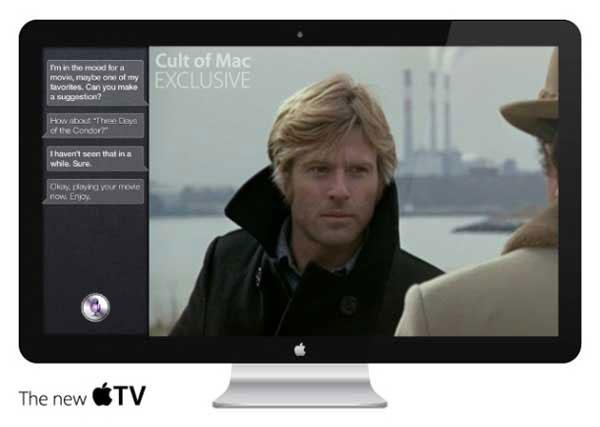 Tin đồn về sản phẩm mẫu Apple HDTV