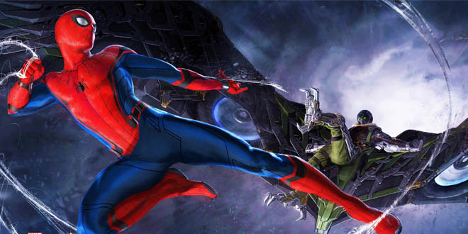 Spider-Man: Homecoming tung trailer hé lộ Người nhện đối đầu Avengers