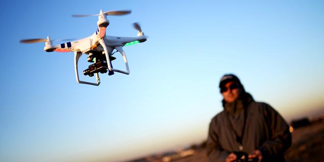 Liệu có thể hack được drone?