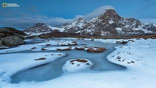 19 bức ảnh thiên nhiên tuyệt tác 2016
