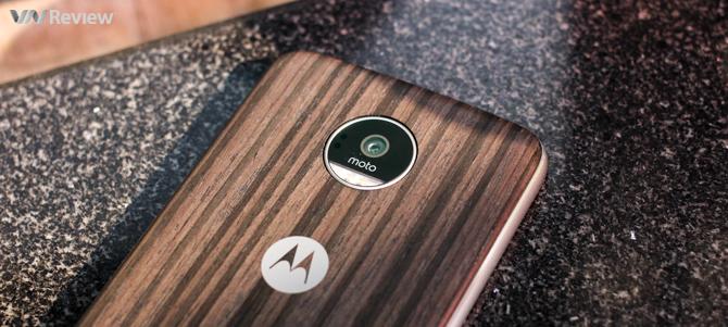 Đánh giá Moto Z Play: thú vị hơn nhiều với phụ kiện Moto Mods
