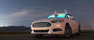 Tiểu bang đầu tiên tại Mỹ cho phép dùng xe tự lái