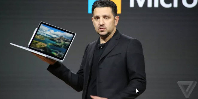 Số người bỏ Mac sang Surface tăng chưa từng thấy