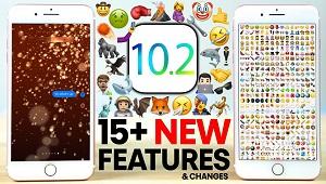 Apple chính thức phát hành iOS 10.2