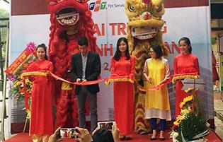 FPT Services mở trung tâm dịch vụ bảo hành ở Nghệ An