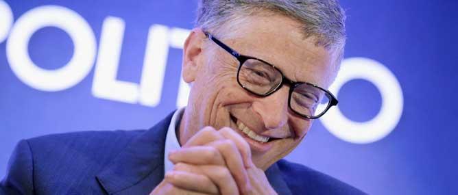 17 sự thật thú vị về Bill Gates bạn chưa biết