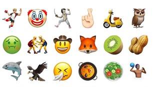 100 emoji mới của Apple có gì hot?