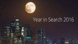 Những chủ đề tìm kiếm nhiều nhất trên Google 2016