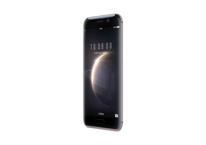 Huawei Honor Magic chính thức trình làng, thân máy cong, camera kép