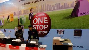 """Canon giới thiệu giải pháp """"một cửa"""" cho doanh nghiệp tại sự kiện Zen-One Stop Solution"""