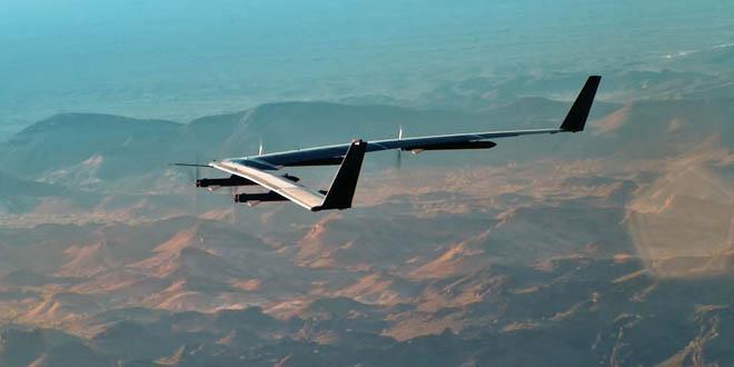 Drone truyền Internet của Facebook tan tành khi hạ cánh