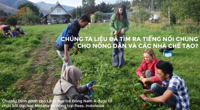 Hack-a-farm Innovation Camp: Đi tìm sáng tạo công nghệ cho các vấn đề nông nghiệp