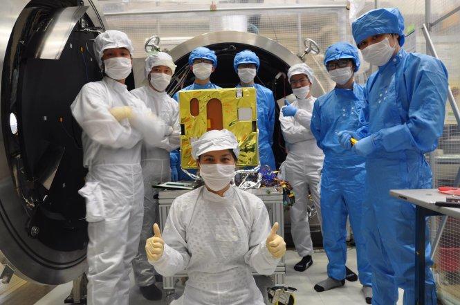 Việt Nam chuẩn bị chế tạo vệ tinh radar