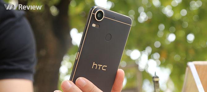 7 điểm đáng chú ý khi mua HTC Desire 10 Pro