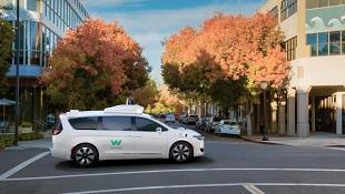 """""""Em"""" của Google ra mắt mẫu xe tự lái mới"""