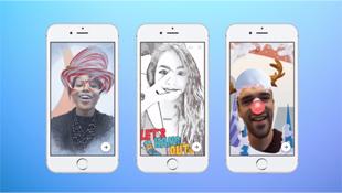 Facebook Messenger cập nhật tính năng chụp ảnh mới