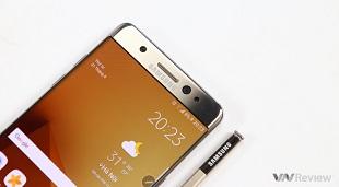 Bị thu hồi, Galaxy Note 7 vẫn được dùng nhiều hơn LG V20, HTC Bolt và OnePlus 3T