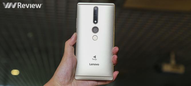 Trải nghiệm nhanh Lenovo Phab 2 Pro: smartphone Tango đầu tiên trên thế giới