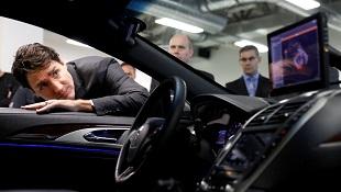 BlackBerry mở khu nghiên cứu xe tự lái