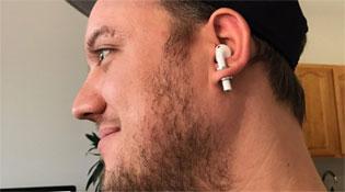 Cách đơn giản để tai nghe Apple AirPods không bị rơi