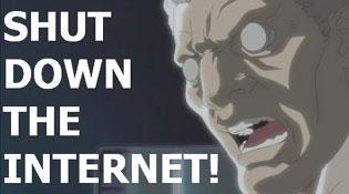 Năm 2017, Internet sẽ bị sập trong 24 giờ?