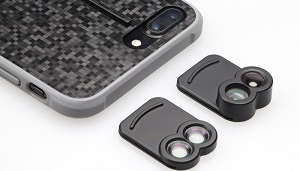 Kamerar ZOOM: phụ kiện ống kính kép đầu tiên cho iPhone 7 Plus