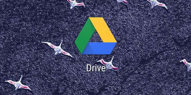 Google Drive cho phép mua dung lượng lưu trữ theo năm