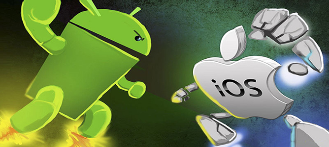 Cuộc chiến iOS và Android rồi sẽ kết thúc như Mac và Windows?