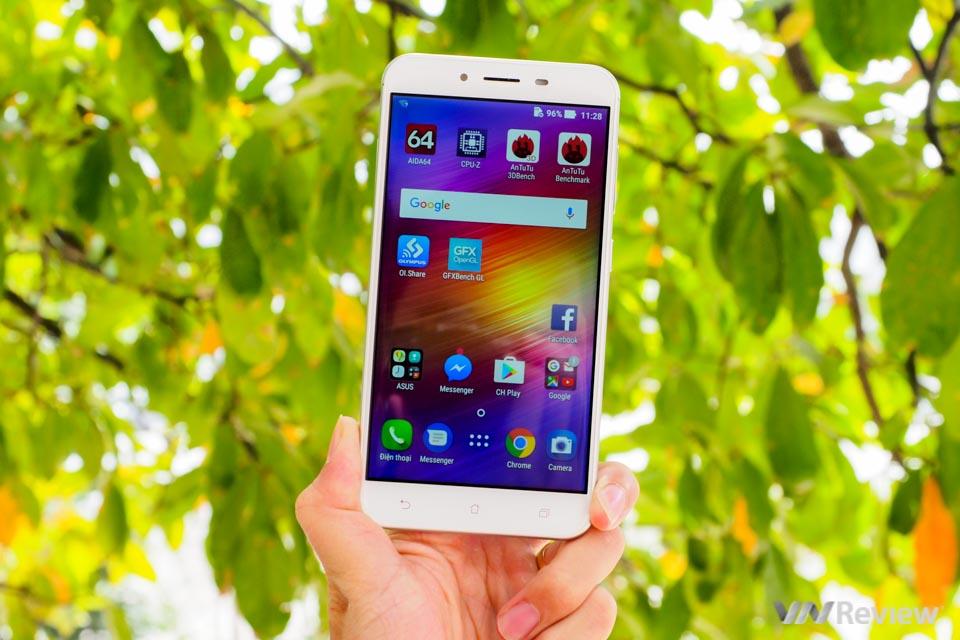 Đánh giá pin Asus ZenFone 3 Max 5.5