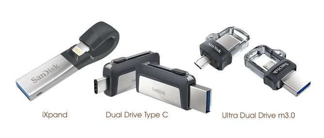 Công bố 3 bạn đọc trúng quà Noel là USB Sandisk 128GB, 2 cổng