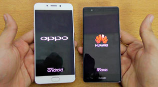 Năm 2017, Huawei, Oppo và Vivo sẽ bán ra trên 500 triệu máy