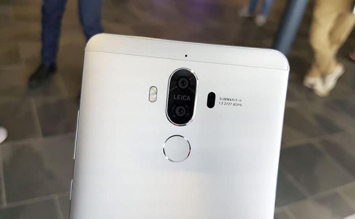 Camera của Huawei Mate 9 được  DxOMark chấm 85 điểm