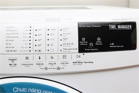 Máy giặt cửa ngang Electrolux EWF12843