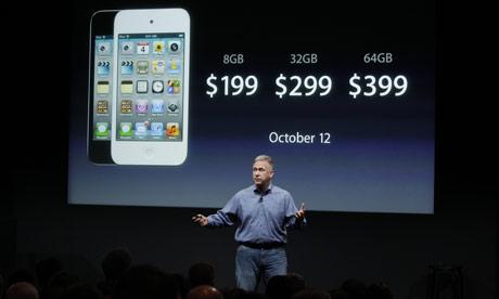 Thông số iPhone 4S đọ với iPhone 4
