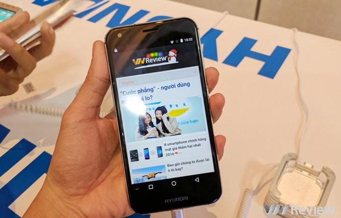 Hyundai ra mắt smartphone Seoul 5 và Seoul S6 tại Việt Nam
