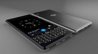 BlackBerry Mercury sẽ ra mắt tại Mỹ trong năm tới?
