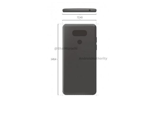 LG G6 lộ ảnh thiết kế không có nhiều khác biệt so với LG G5